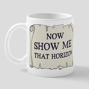 Show me that horizon Mug