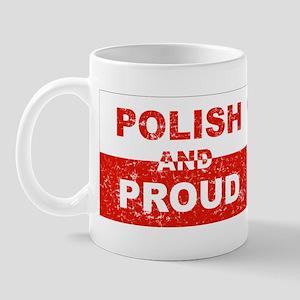Polish And Proud Mug