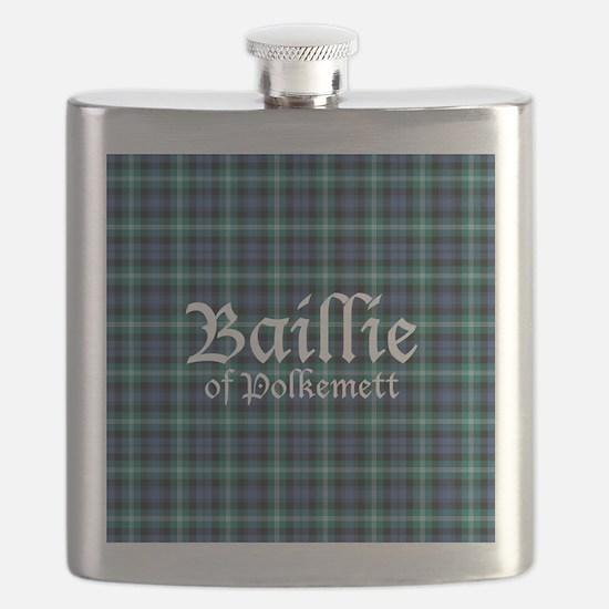 Tartan - Baillie of Polkemett Flask
