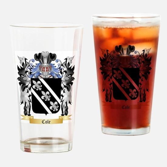Cole (English) Drinking Glass