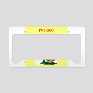 LAWYER License Plate Holder