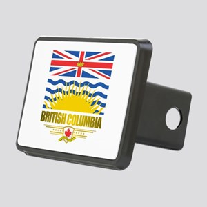British Columbia Flag Hitch Cover