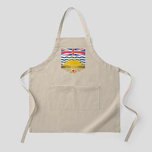 British Columbia Flag Apron
