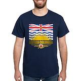 Chilliwack Mens Classic Dark T-Shirts