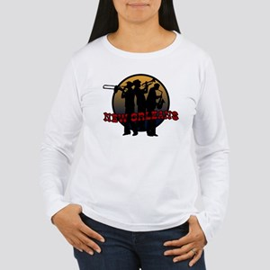 New Orleans Jazz Players Women's Long Sleeve T-Shi