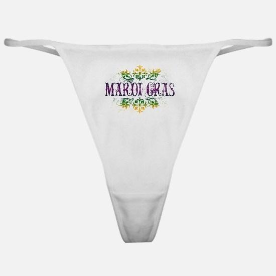 Mardi Gras Classic Thong