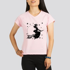 Old Fashioned Witch Performance Dry T-Shirt