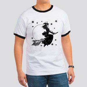 Old Fashioned Witch Ringer T