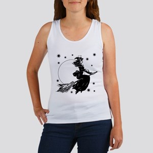 Old Fashioned Witch Women's Tank Top