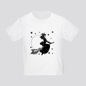 Old Fashioned Witch Toddler T-Shirt