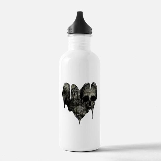Bleak Heart Water Bottle