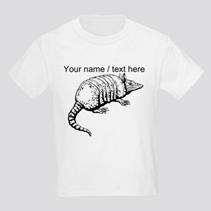 Custom Armadillo Sketch T-Shirt