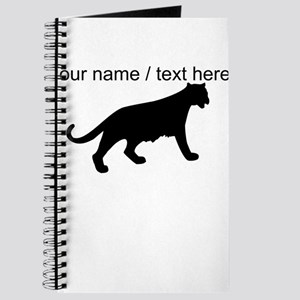 Custom Black Panther Sketch Journal