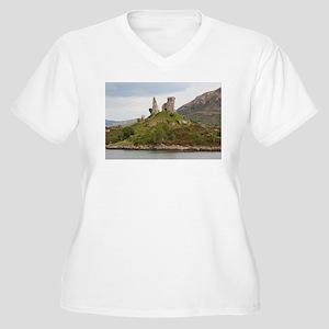 Moil Castle, Scotland, United Kingdom 2 Plus Size