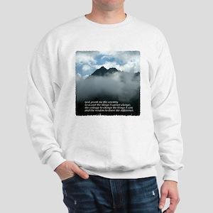 Chimney Tops - Serenity Praye Sweatshirt