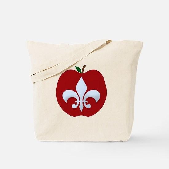 Prof de Français Tote Bag