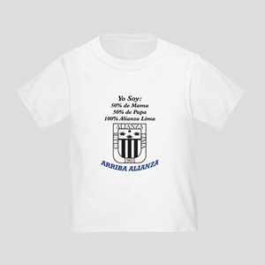 Alianza Lima Toddler T-Shirt