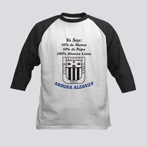 Alianza Lima Kids Baseball Jersey