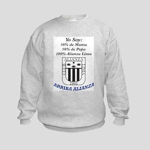 Alianza Lima Kids Sweatshirt