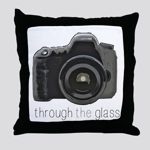 TtG Logo Throw Pillow