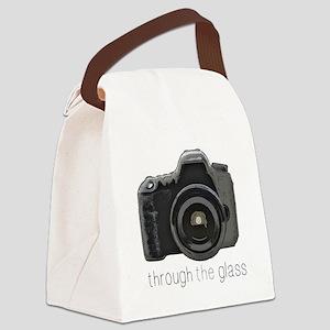 TtG Logo Canvas Lunch Bag