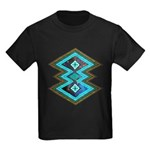 Hipster Navajo Geometric Native Indian Galaxy T-Sh