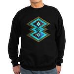 Hipster Navajo Geometric Native Indian Galaxy Swea