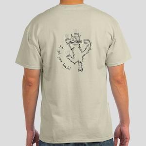 I got your back! - Light T-Shirt