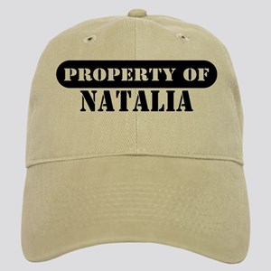Property of Natalia Cap