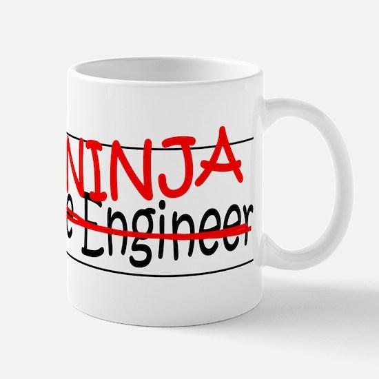 Job Ninja Software Engineer Mug