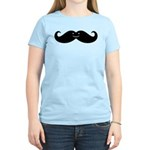 Kissing Whales Or Mustache? T-Shirt