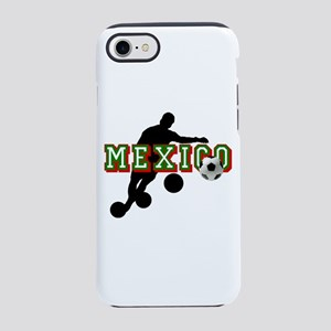 Mexican Soccer Player iPhone 8/7 Tough Case