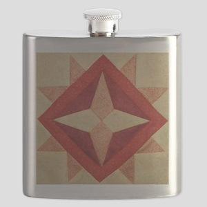 Mississippi Star Flask