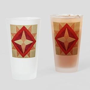 Mississippi Star Drinking Glass