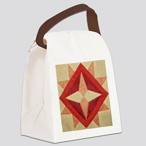 Mississippi Star Canvas Lunch Bag