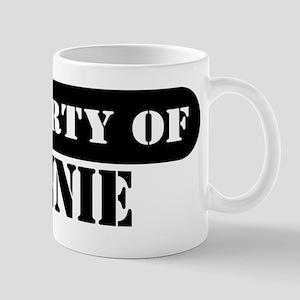 Property of Nannie Mug