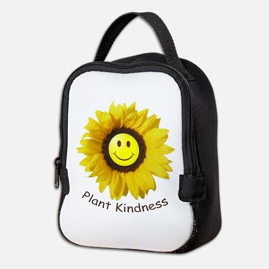 PLANT KINDNESS Neoprene Lunch Bag