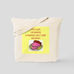 venison Tote Bag
