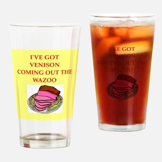 venison Drinking Glass