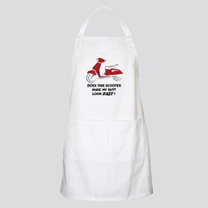 Fast Butt (Red) BBQ Apron