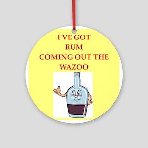 rum Ornament (Round)