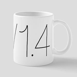f/1.4 Mug