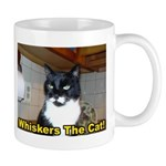 Whiskers The Cat Majestic Mug