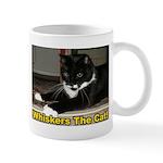 Whiskers The Cat Bright Eyes Mug