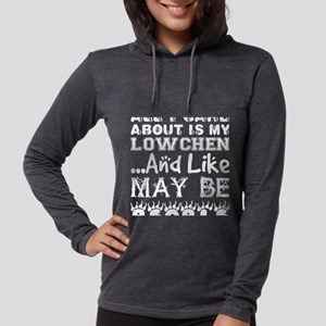 All Care About Lowchen Like Ma Womens Hooded Shirt