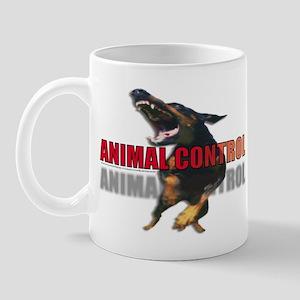 ANIMAL CONTROL Mug