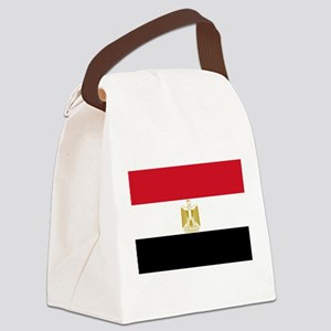 Flag of Egypt Canvas Lunch Bag
