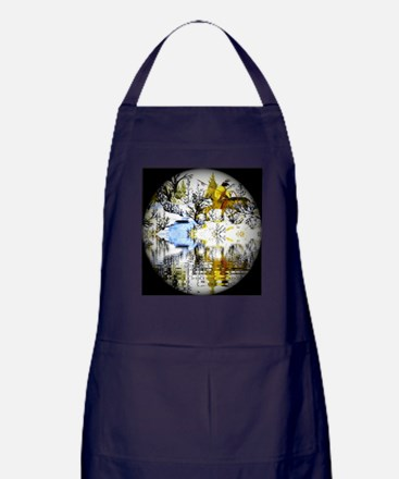 Winter Warrior Special Apron (dark)