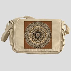 Bygone Love Mandala Messenger Bag