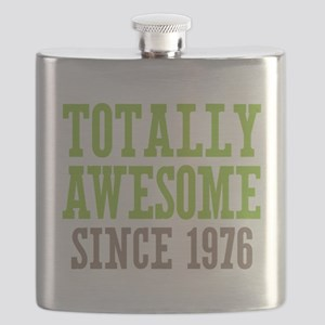 Totally Awesome Since 1976 Flask